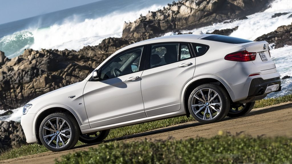 Concept BMW X4 M40i Full HD