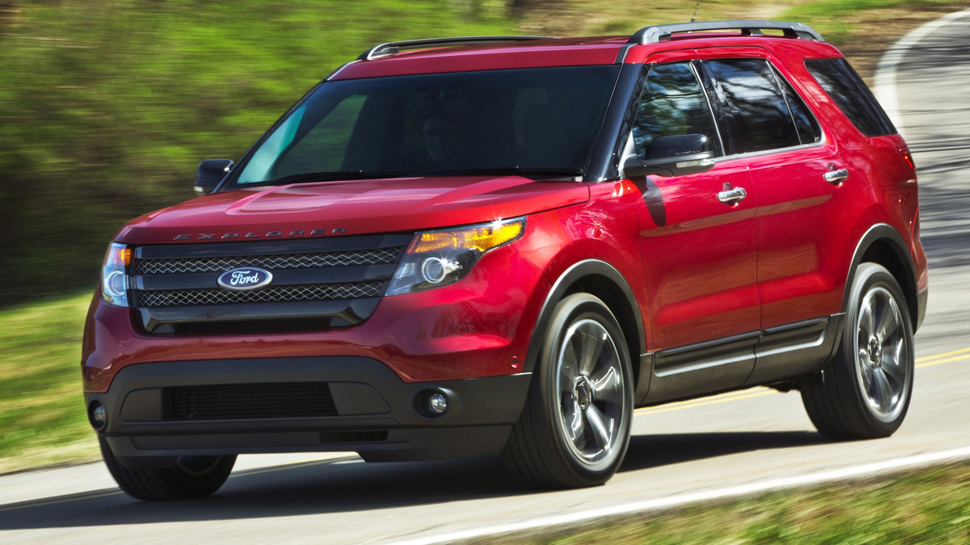 Ford Explorer Crossover in USA HD