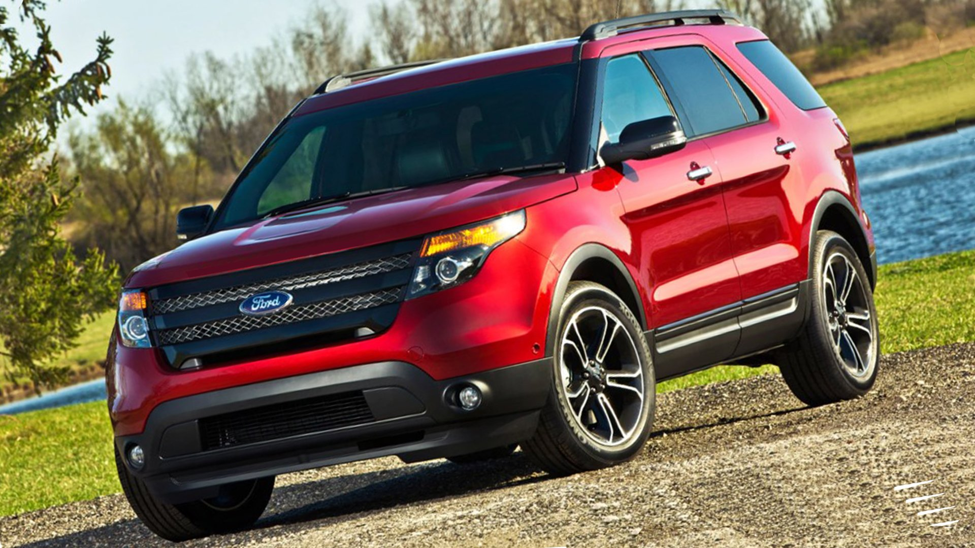 Ford Explorer Photo Gallery HD