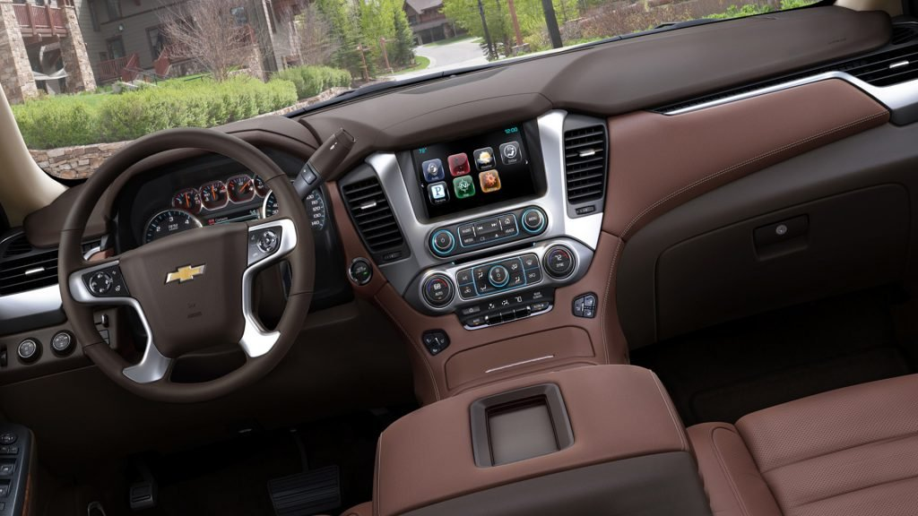 Interior Photos Chevrolet Suburban HD