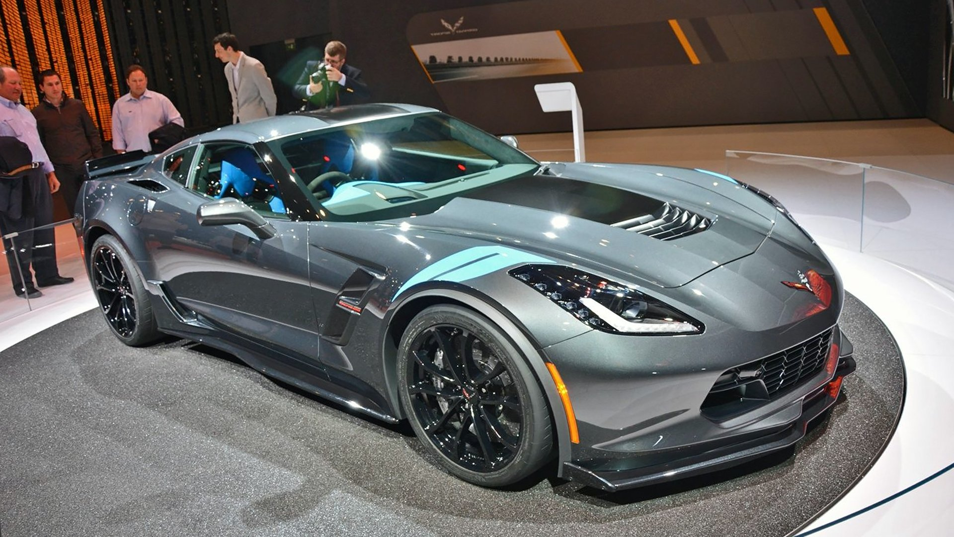 Model Redesign Chevrolet Corvette HD