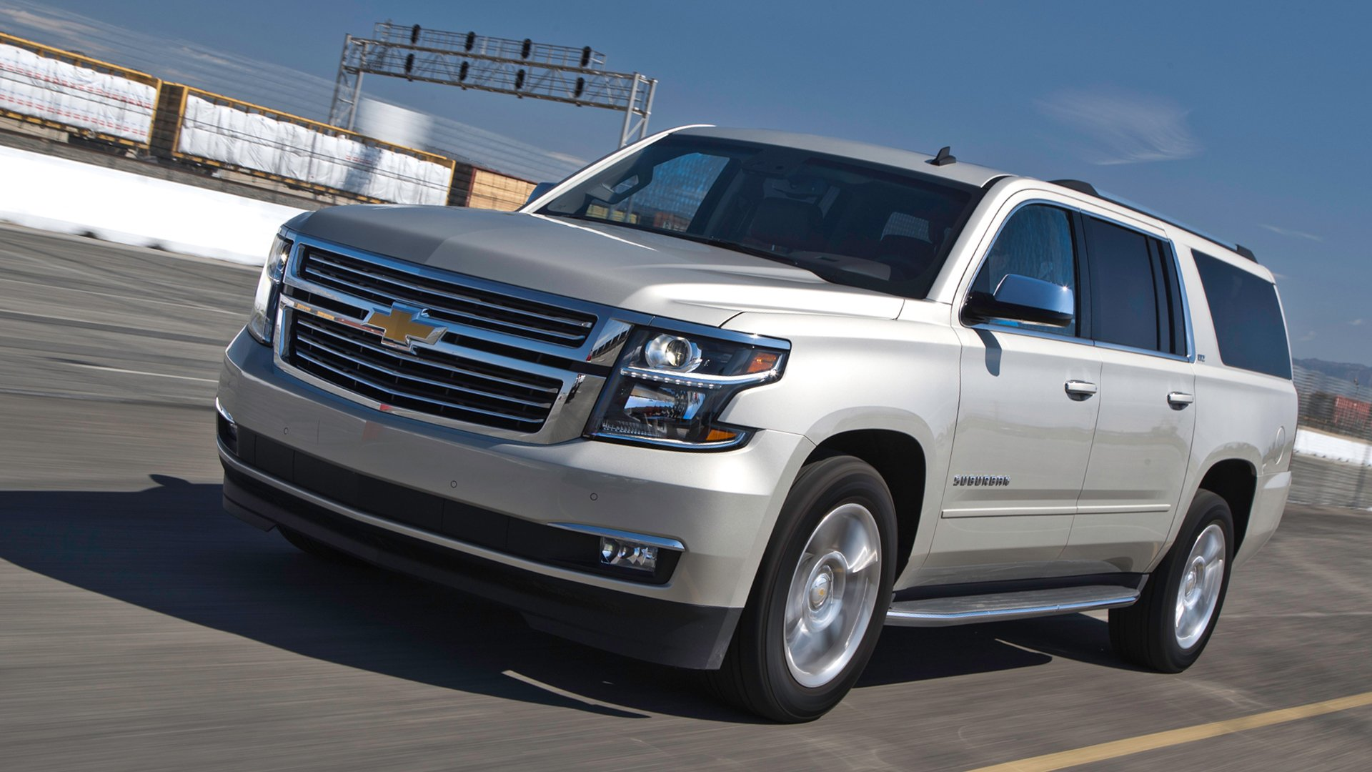 Release Data in USA Chevrolet Suburban HD