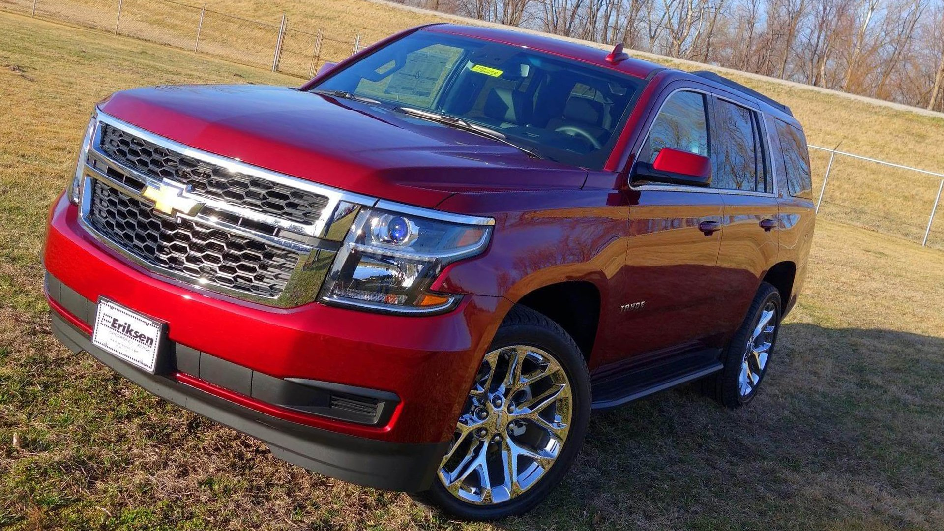 SUV in USA Chevrolet Tahoe 2019 HD
