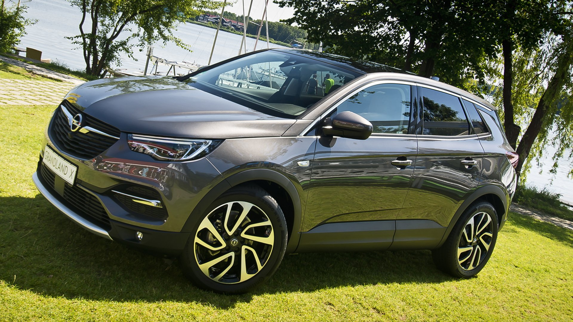 2018 Opel Grandland X V8 version HD