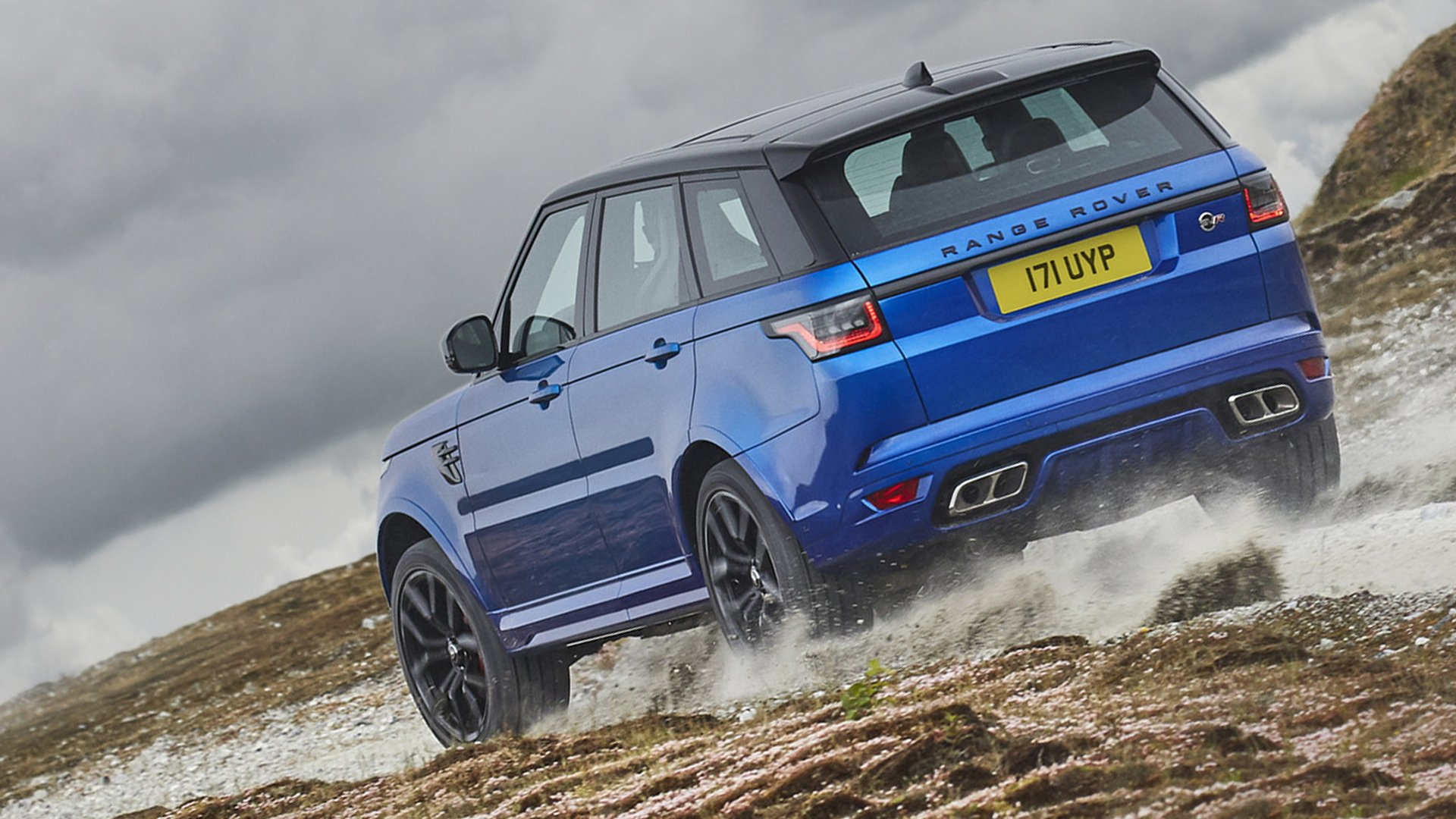 2018 Range Rover Sport Redesign Model HD