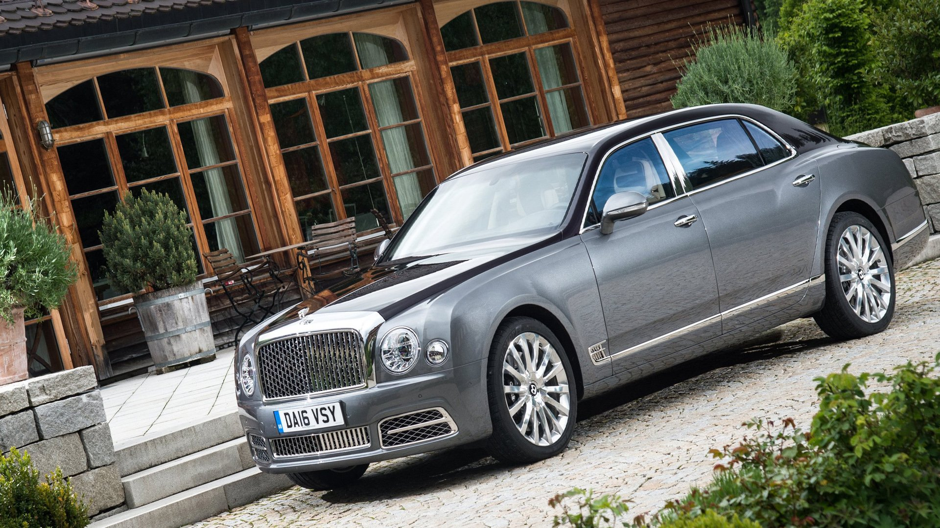 New 2019 Bentley Mulsanne First Pictures