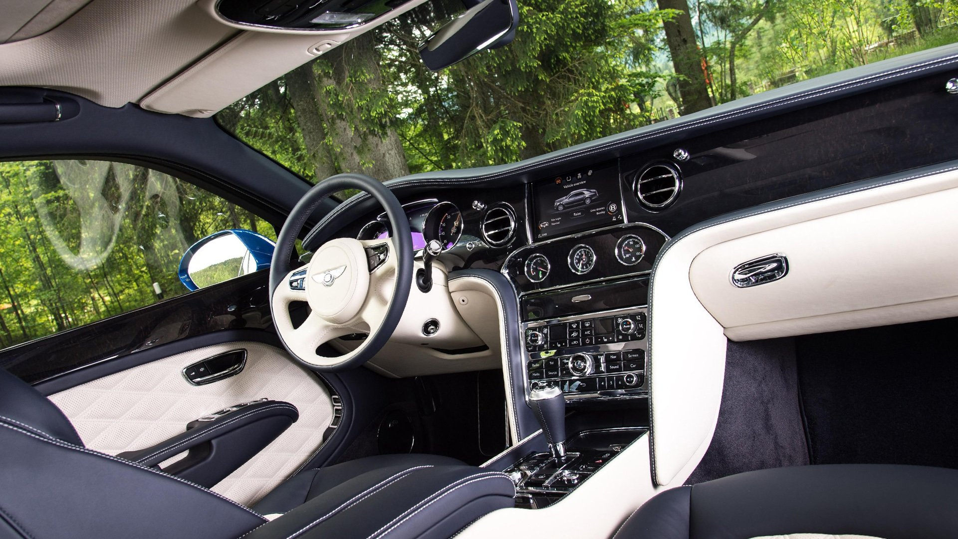 New 2019 Bentley Mulsanne Interior Design
