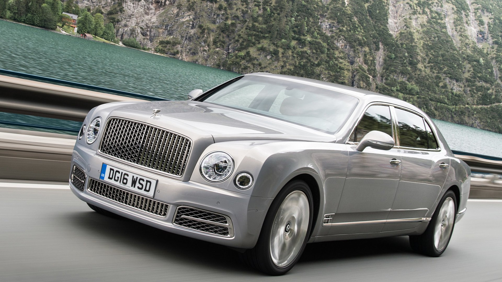 2019 Bentley Mulsanne Model Pictures Full HD