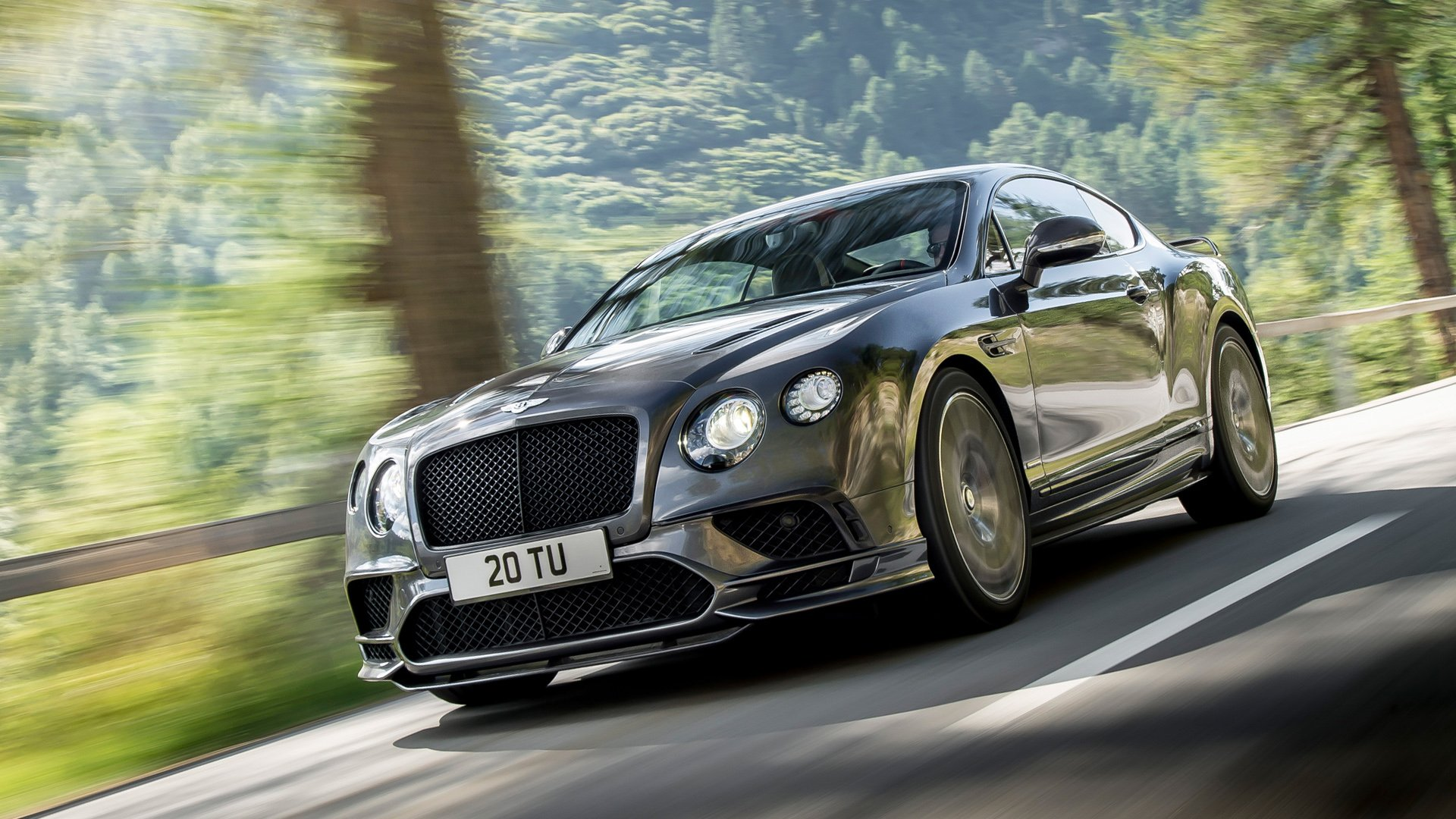 New 2019 Bentley Mulsanne Wallpaper HD Desktop