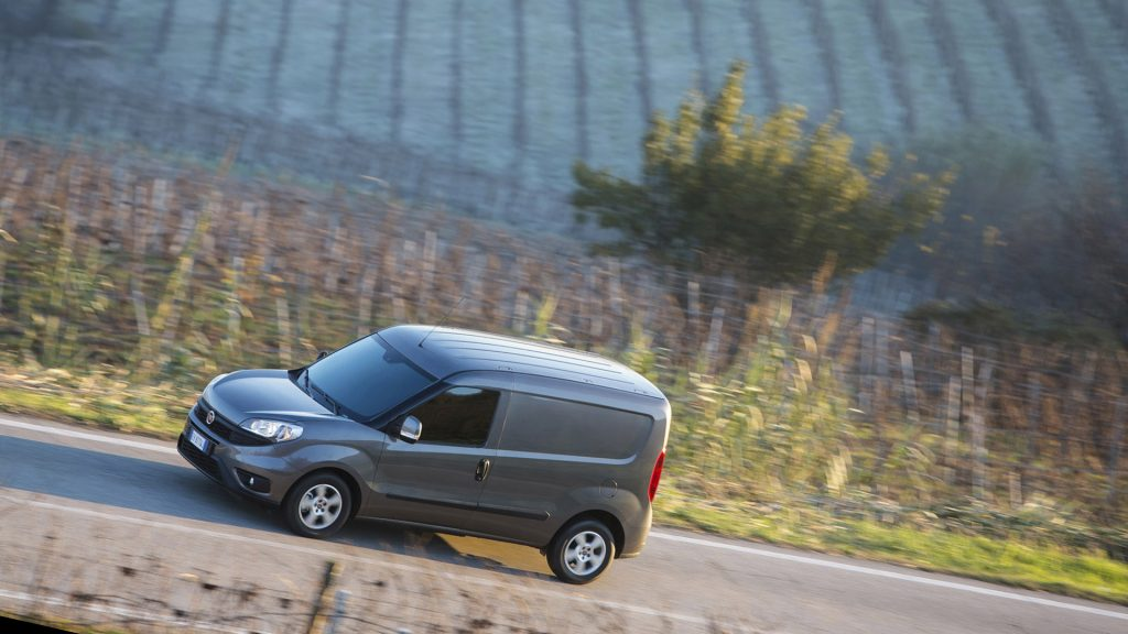 New 2019 FIAT Doblo First Pictures