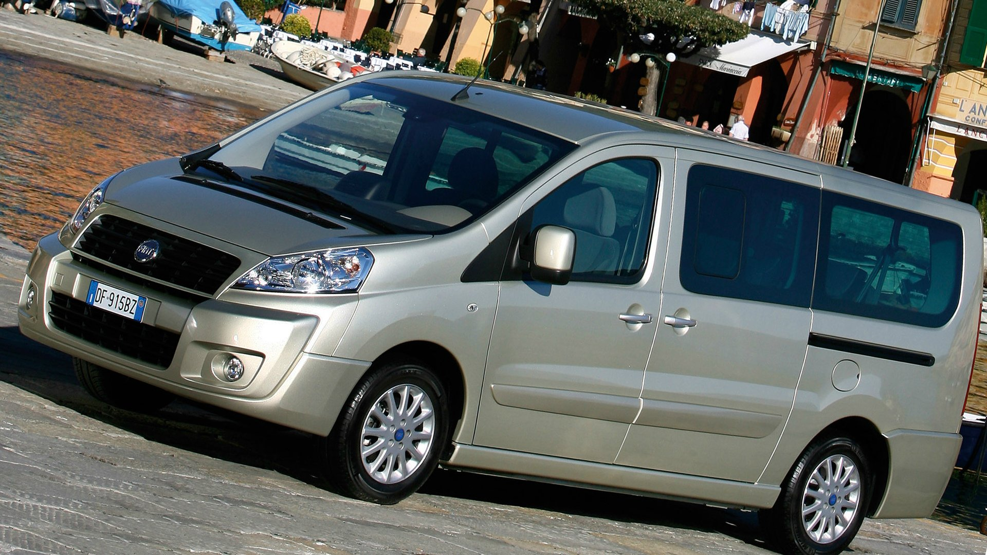 New 2019 FIAT Scudo First Pictures