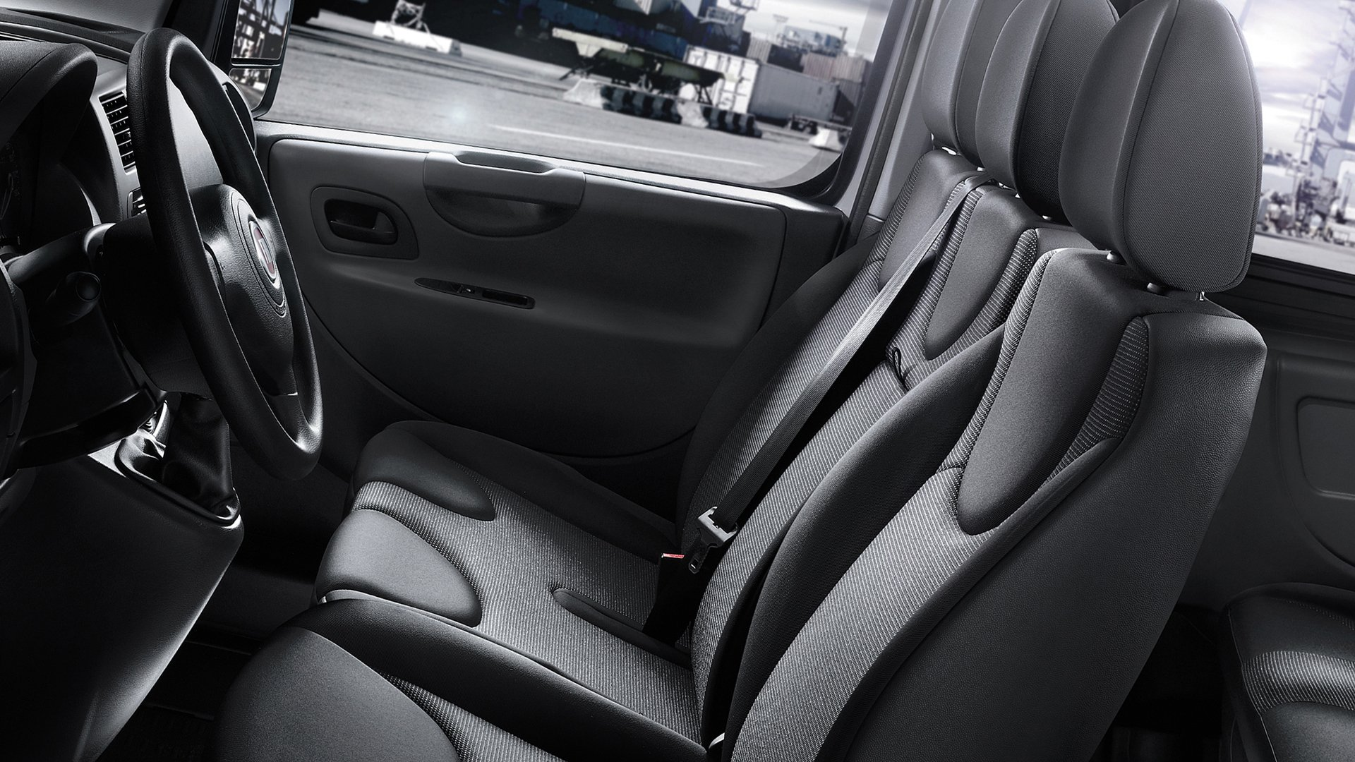 New 2019 FIAT Scudo Interior Design