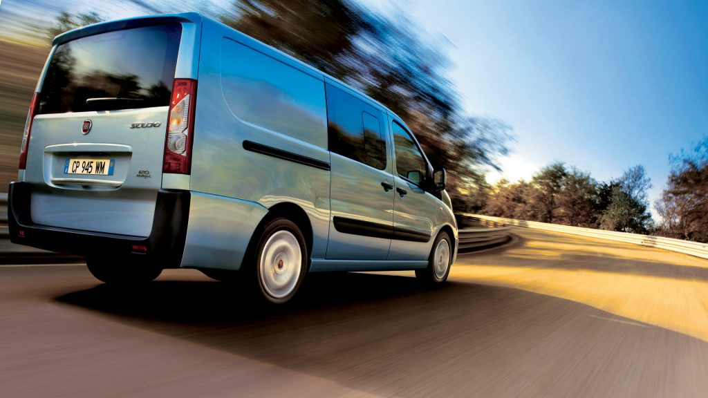 New 2019 FIAT Scudo Review