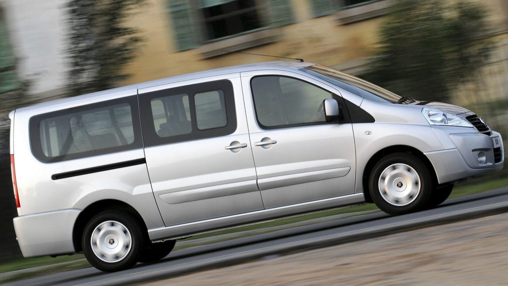 New 2019 FIAT Scudo Wallpaper HD Desktop Full HD
