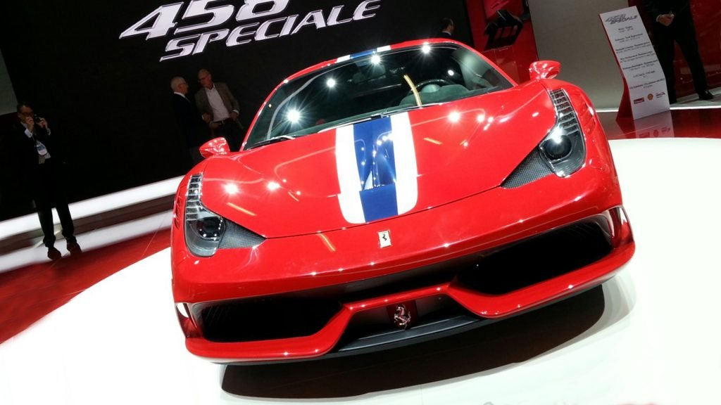 New 2019 Ferrari 458 Speciale First Pictures