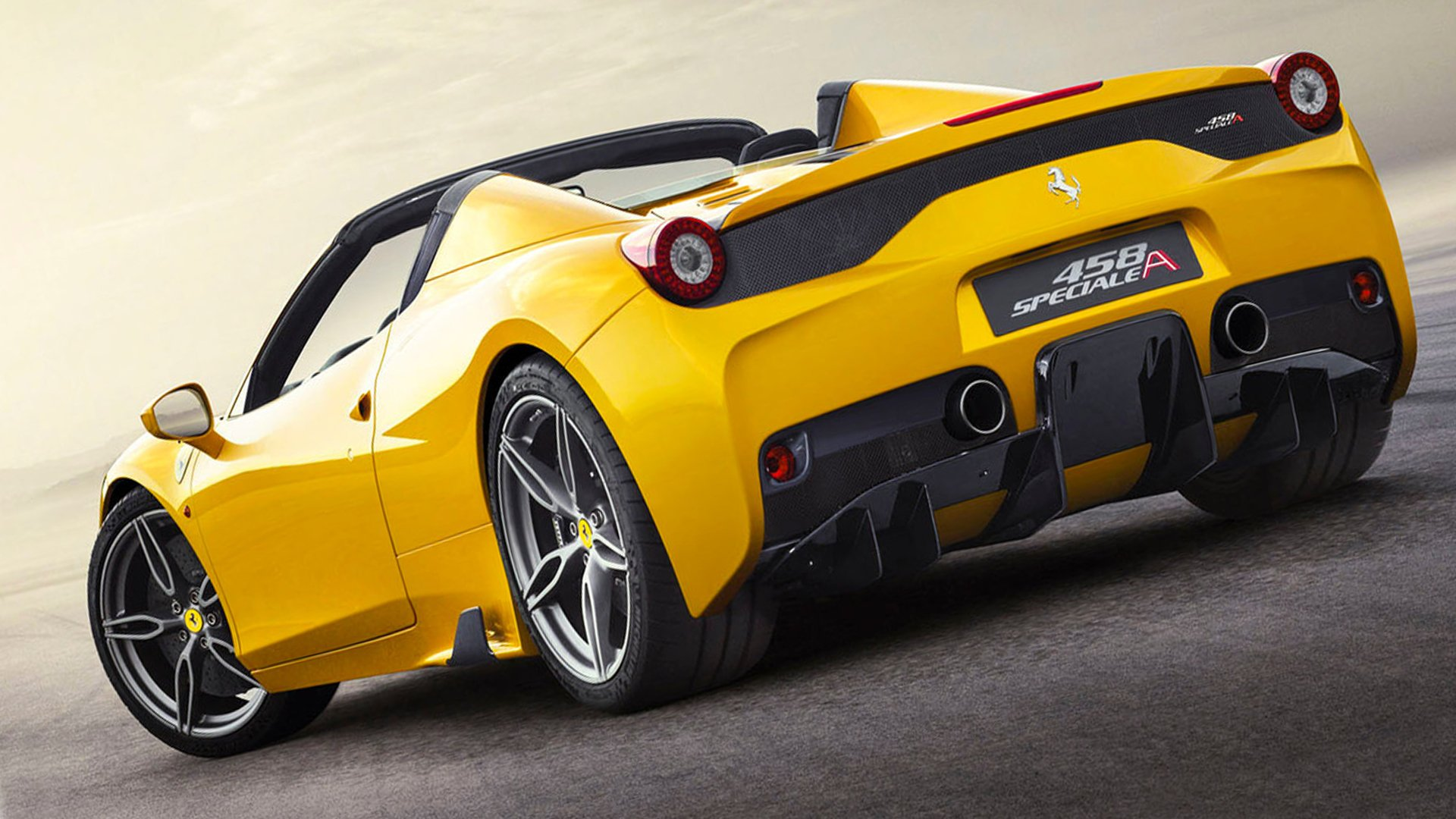 New 2019 Ferrari 458 Speciale Redesign