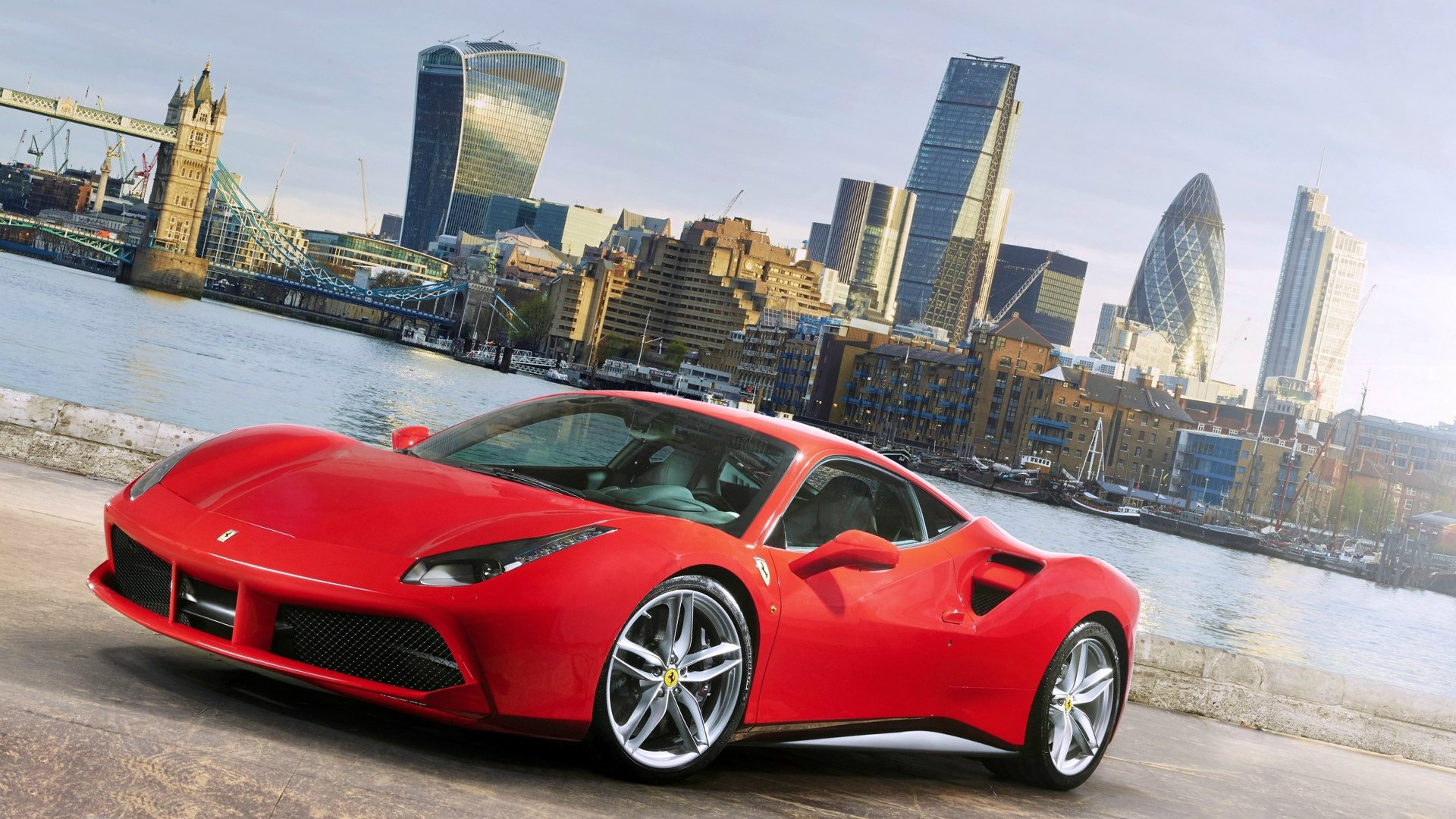 New 2019 Ferrari 488 GTB Redesign