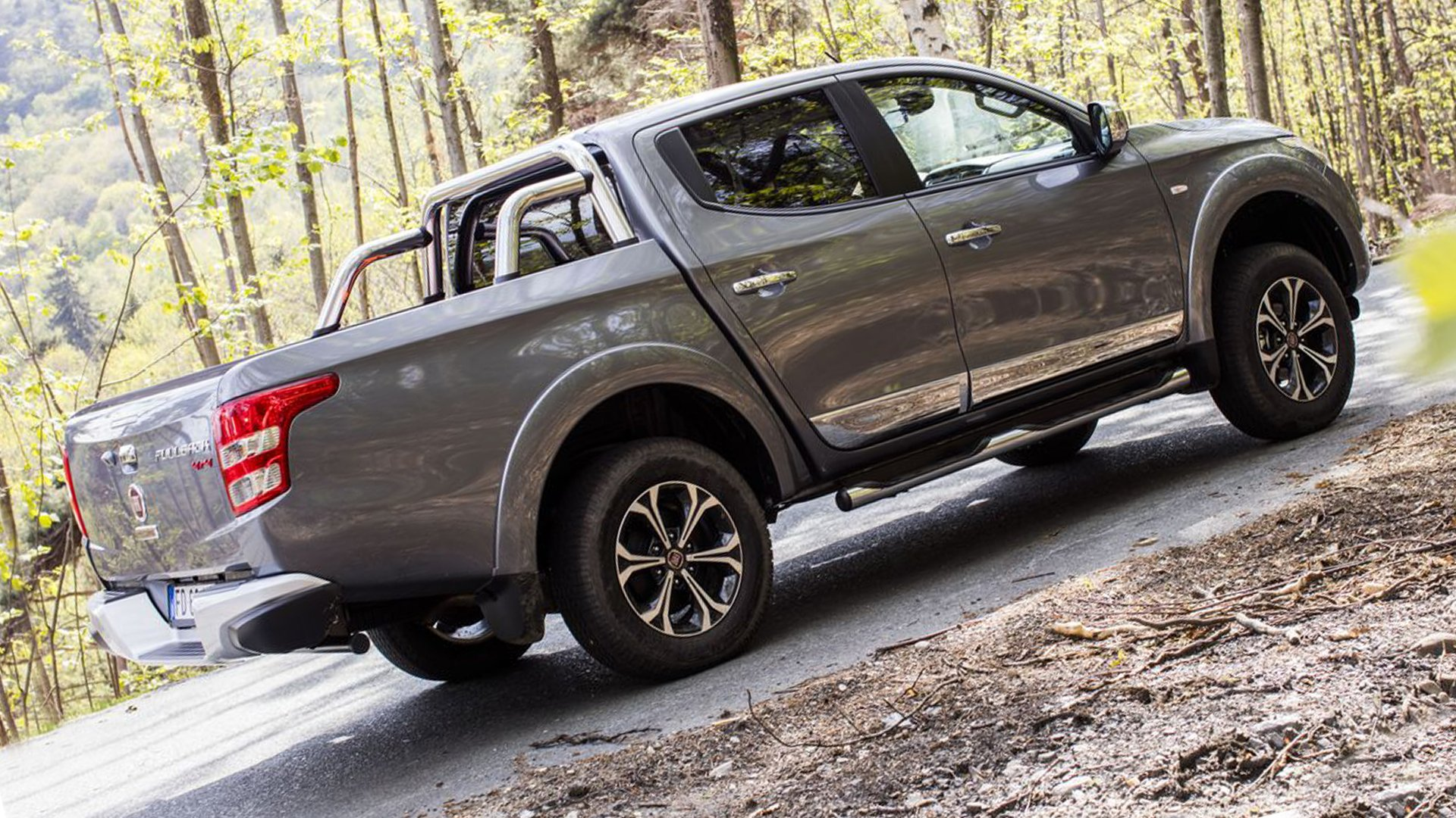 New 2019 Fiat Fullback Exterior Changes