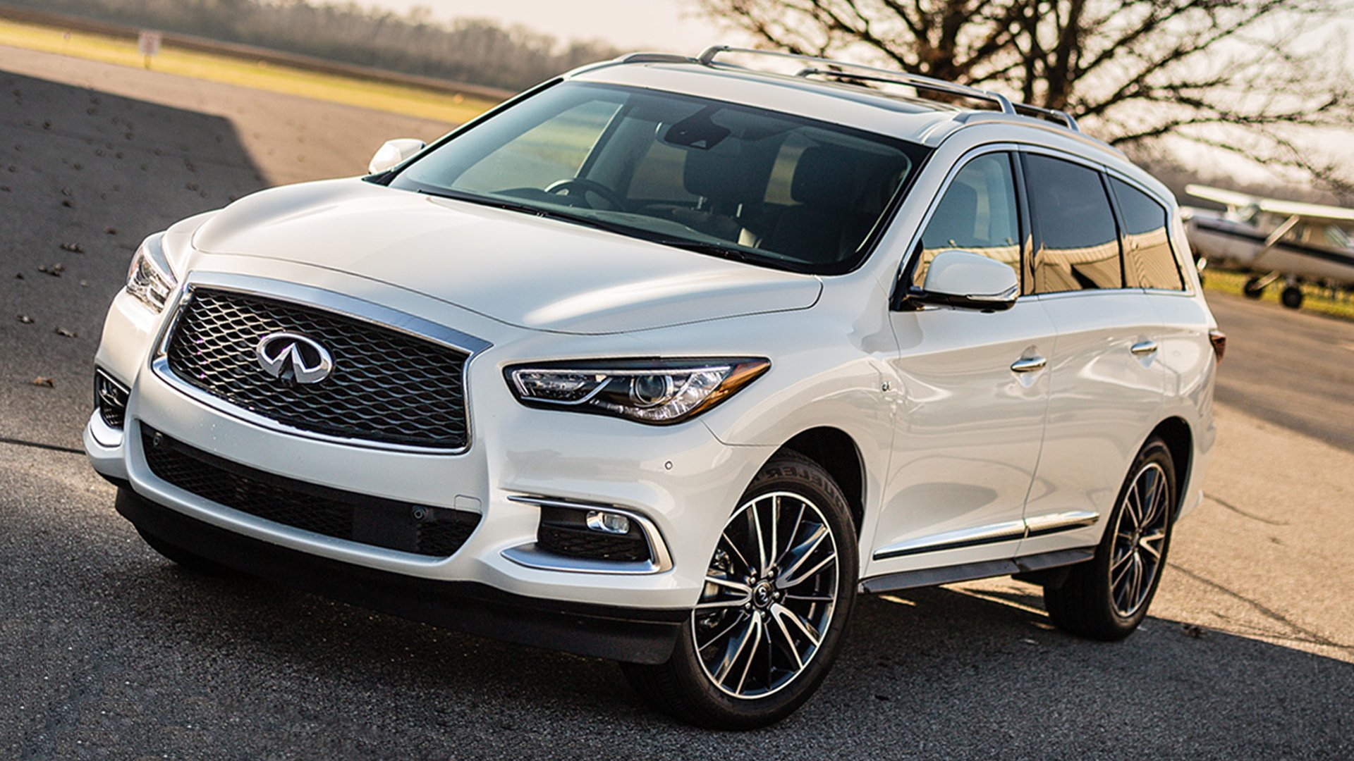 New 2019 Infiniti QX60 First Pictures