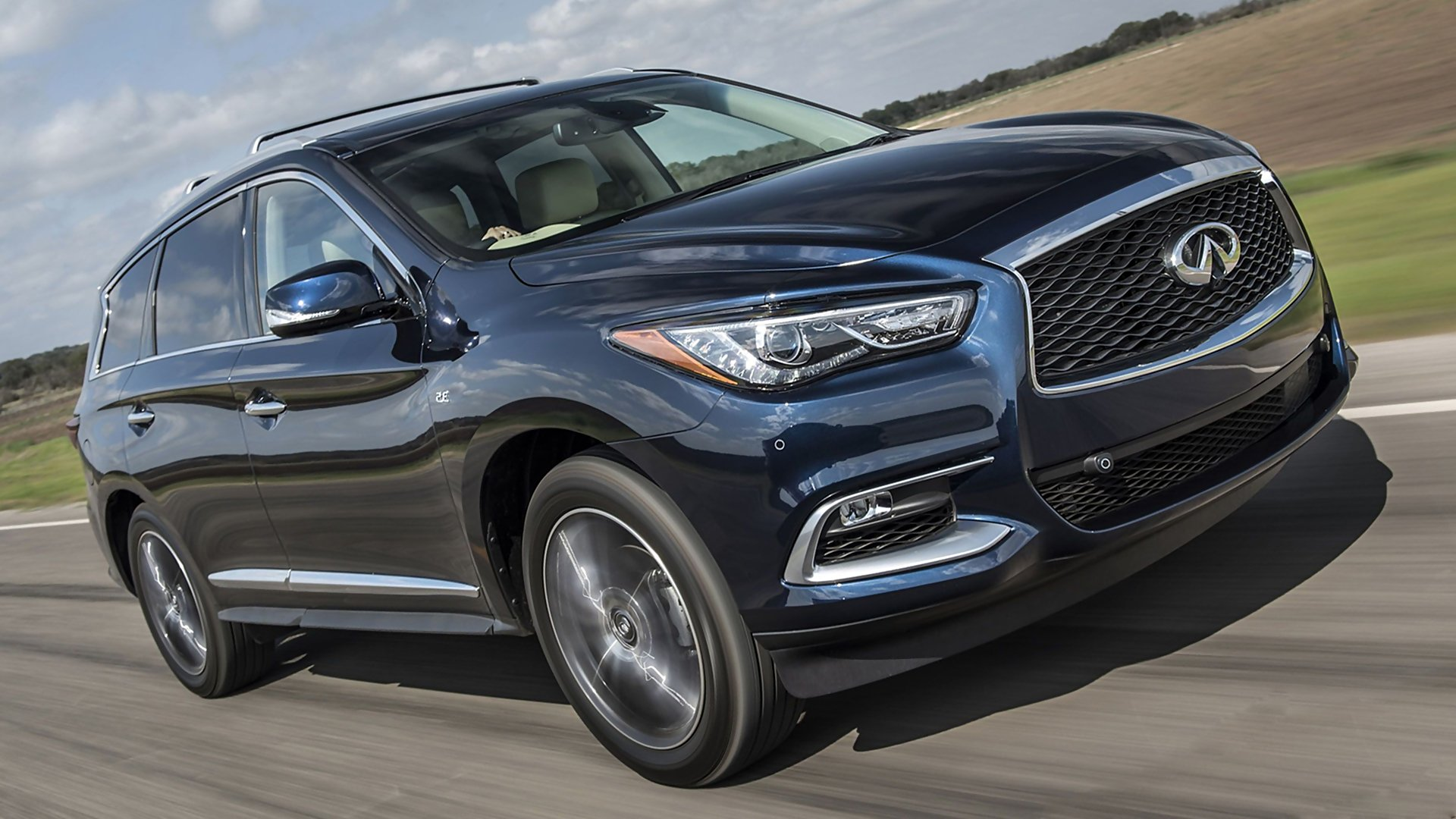 New 2019 Infiniti QX60 Review
