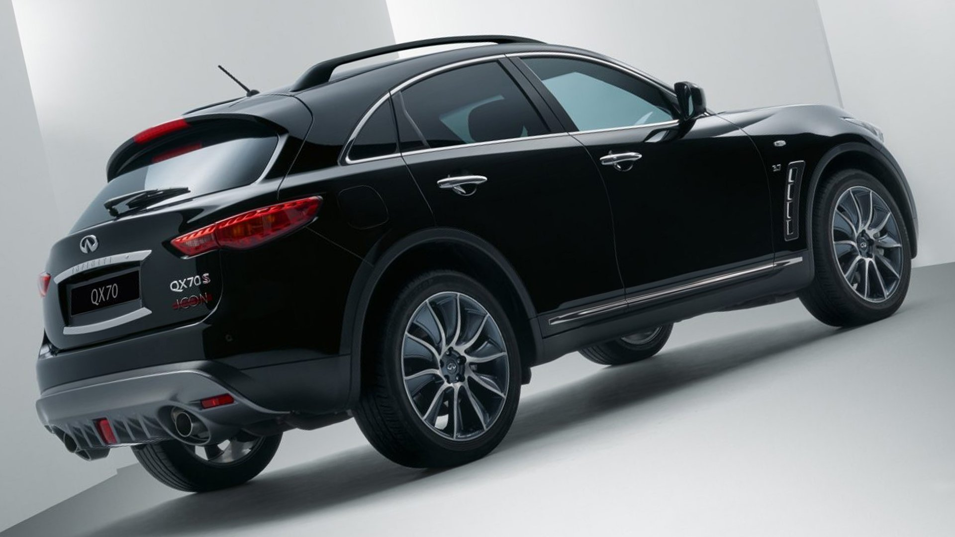 New 2019 Infiniti QX70 Review