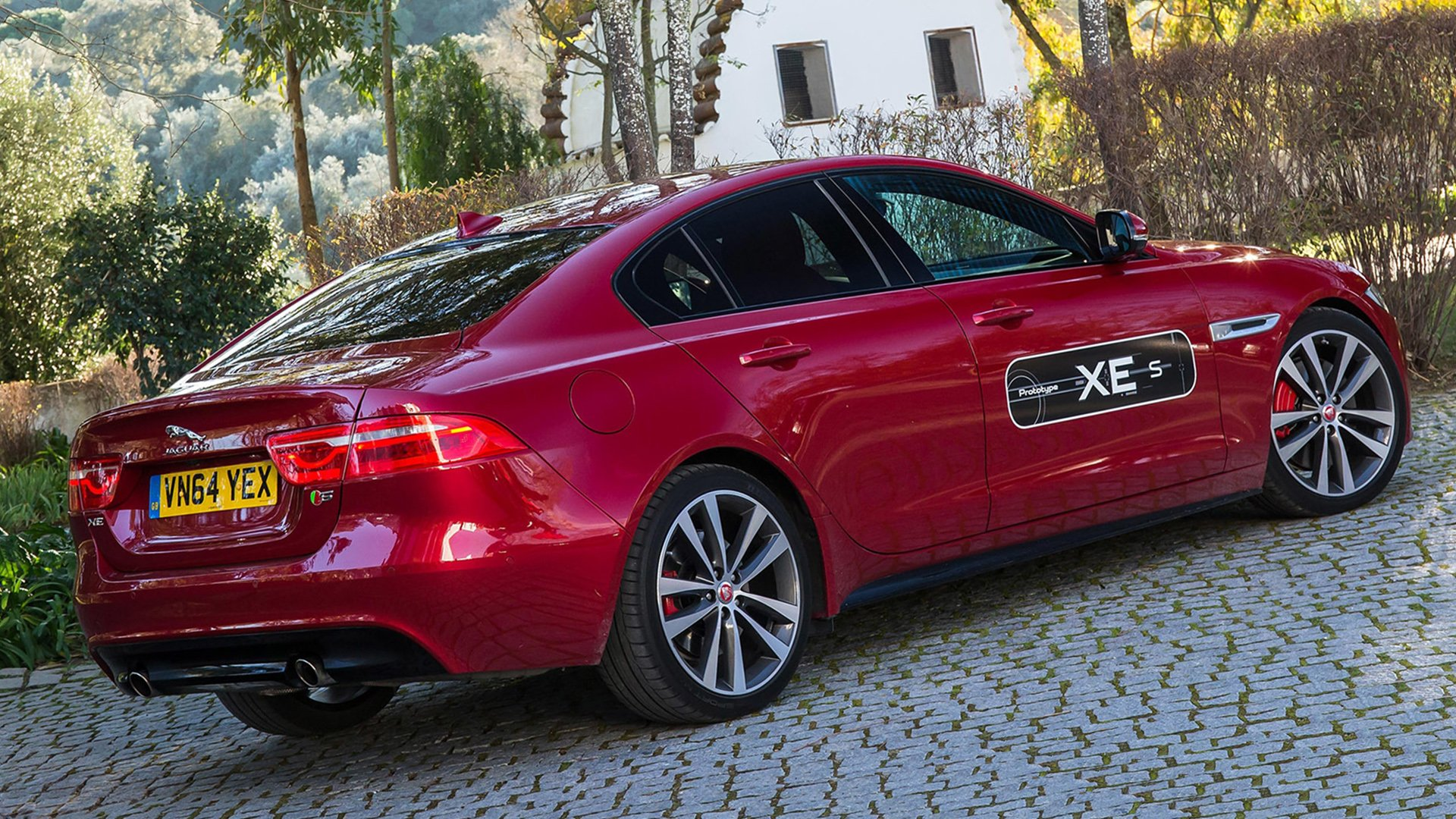 2019 Jaguar XE Business Sedan HD