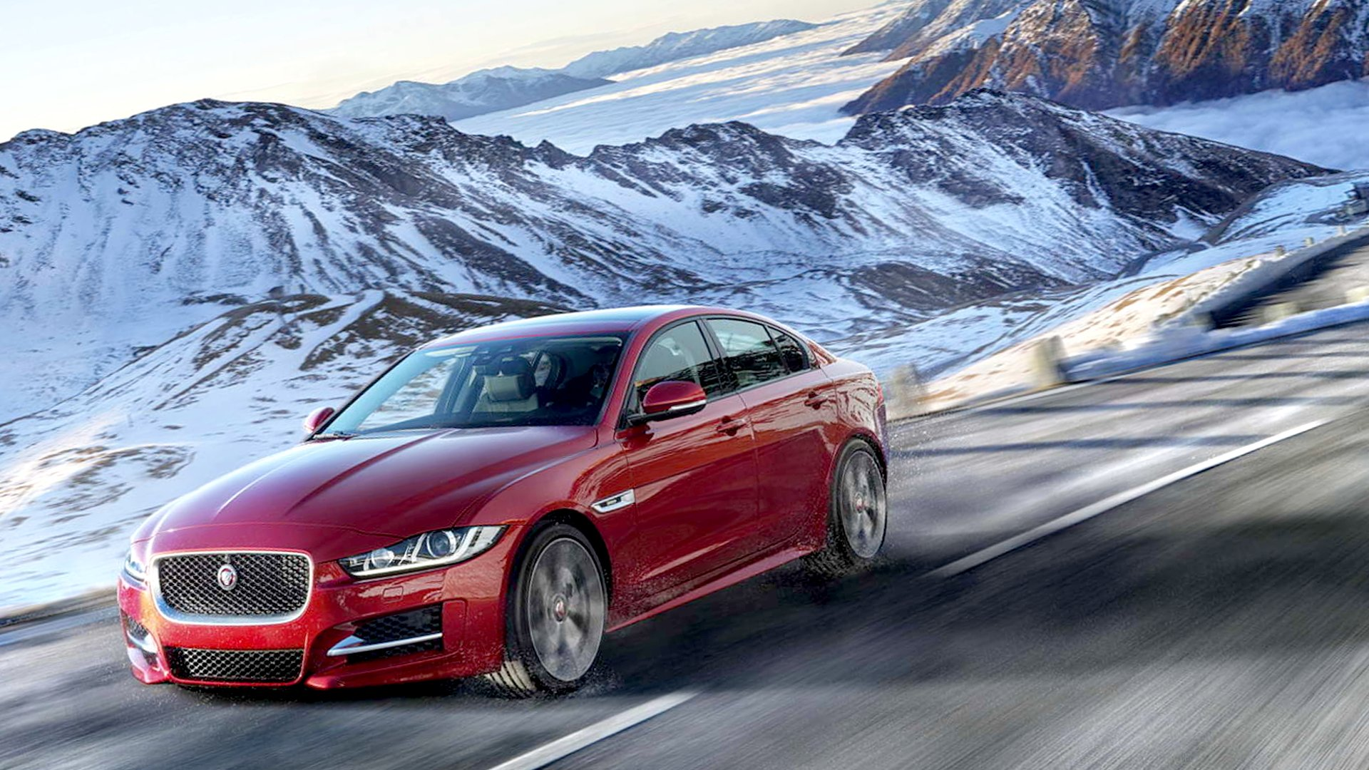 New 2019 Jaguar XE Test Drive On Road