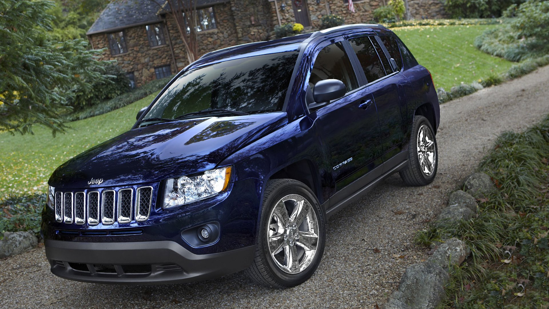 New 2019 Jeep Compass Review