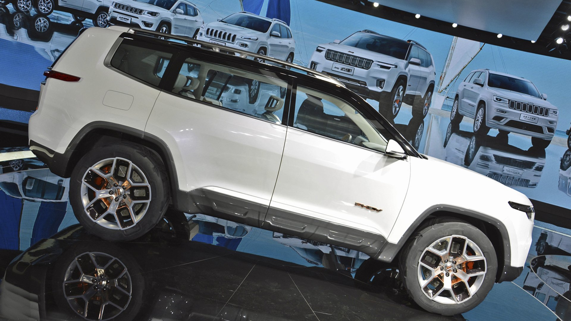 New 2019 Jeep Yuntu Specs Features