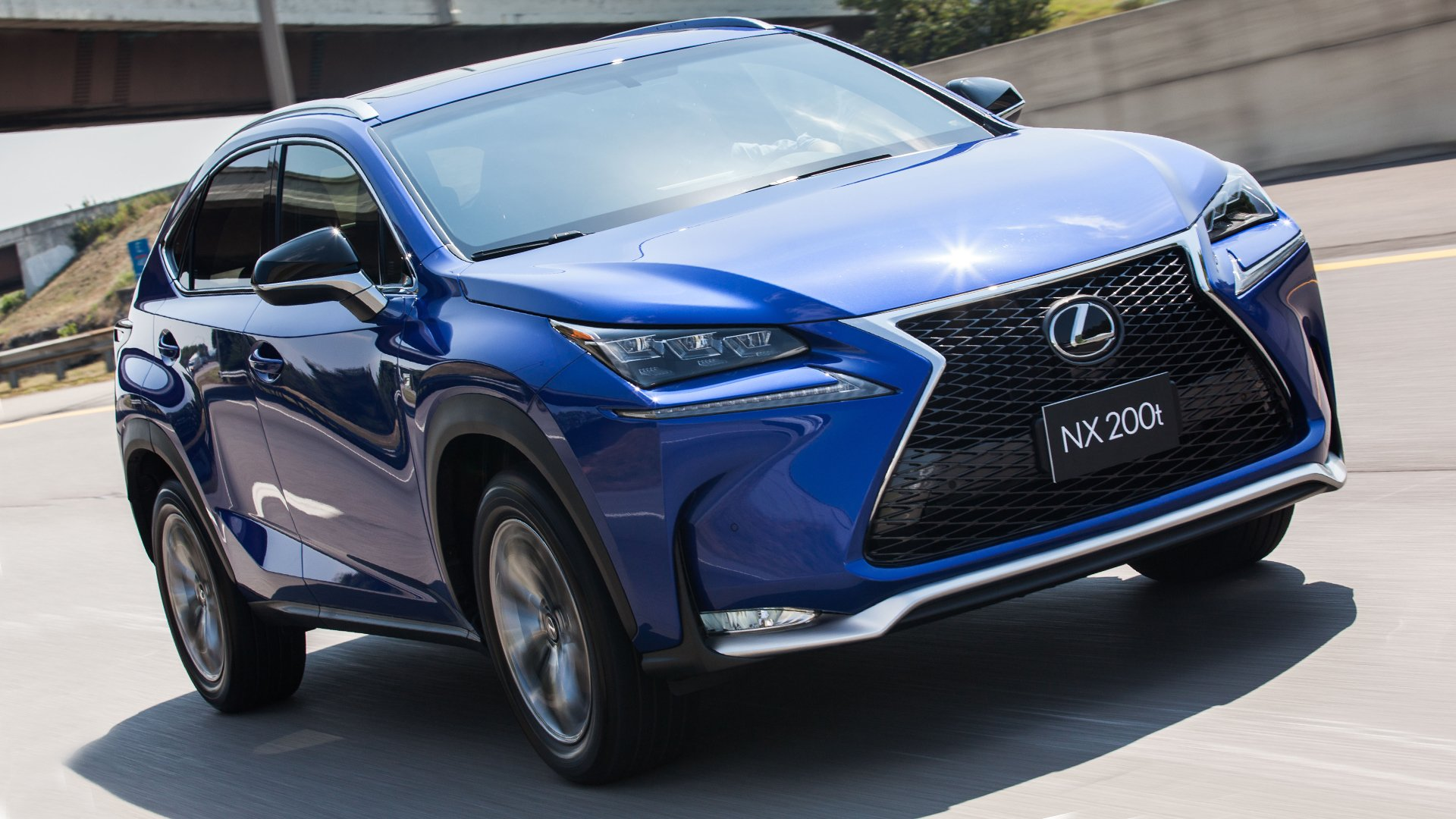 2019 Lexus NX 200 Dealership HD