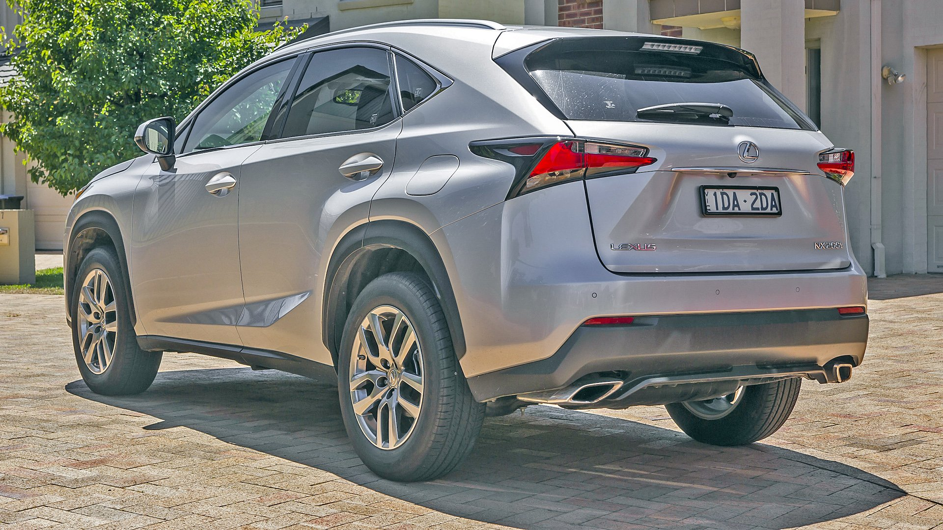 New 2019 Lexus NX 200 Exterior Changes
