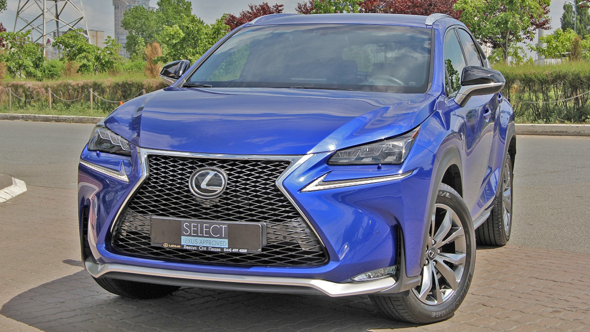 New 2019 Lexus NX 200 Redesign