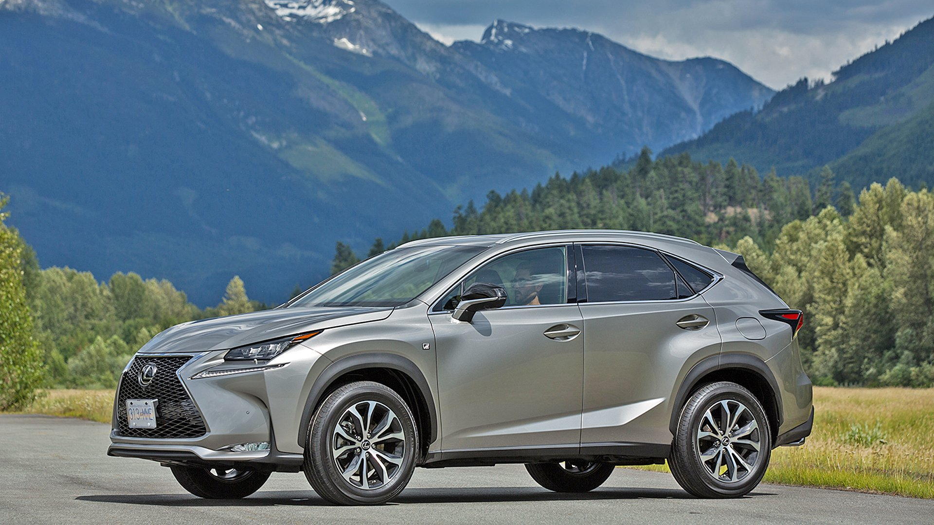 New 2019 Lexus NX 200 Review