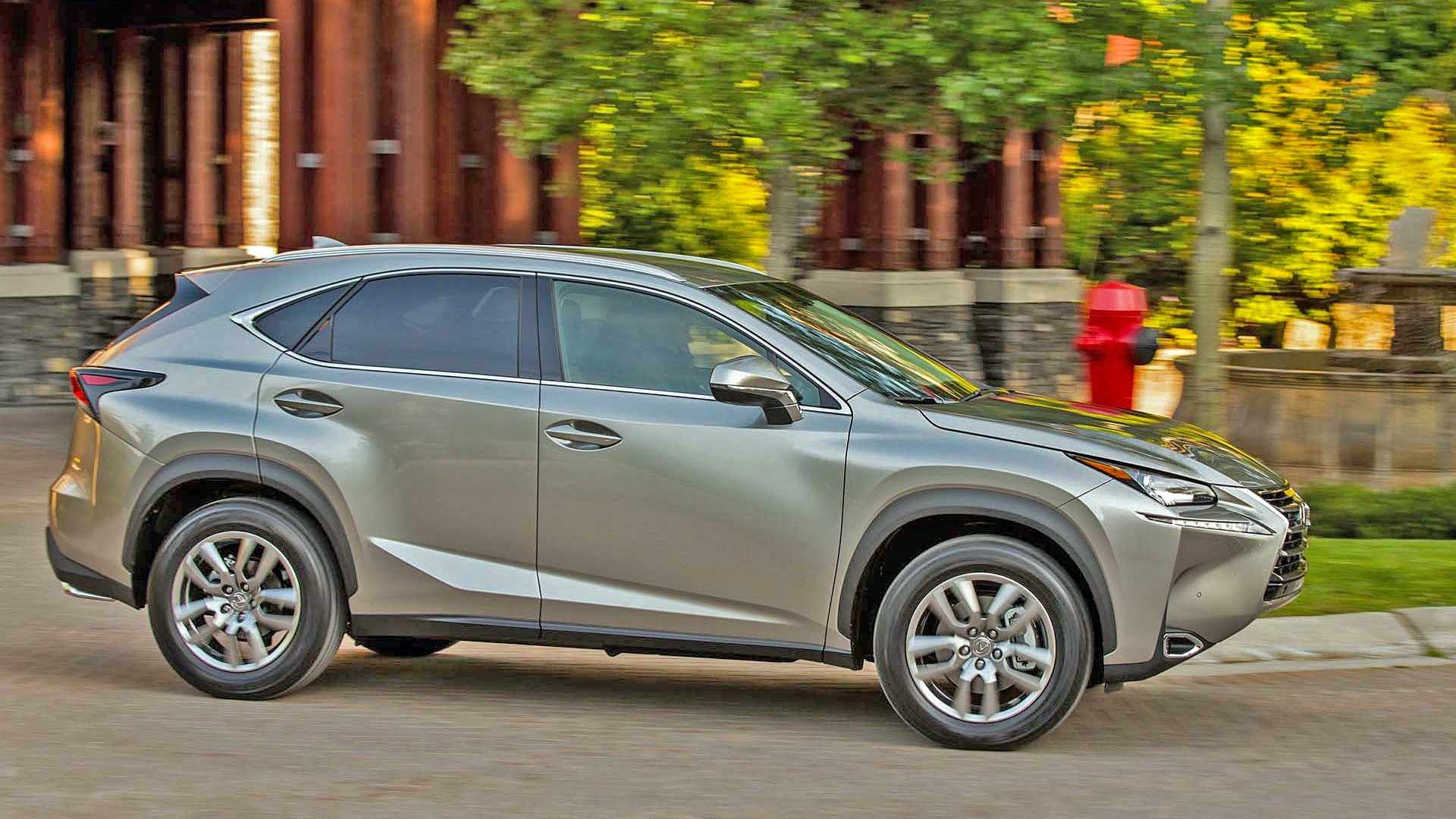 New 2019 Lexus NX 200 Specs Features