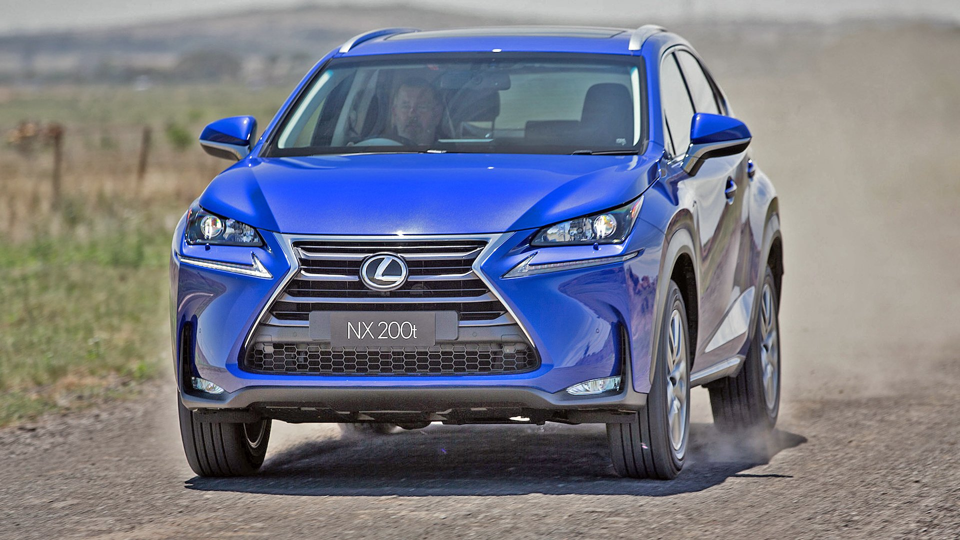 New 2019 Lexus NX 200 Test Drive On Road