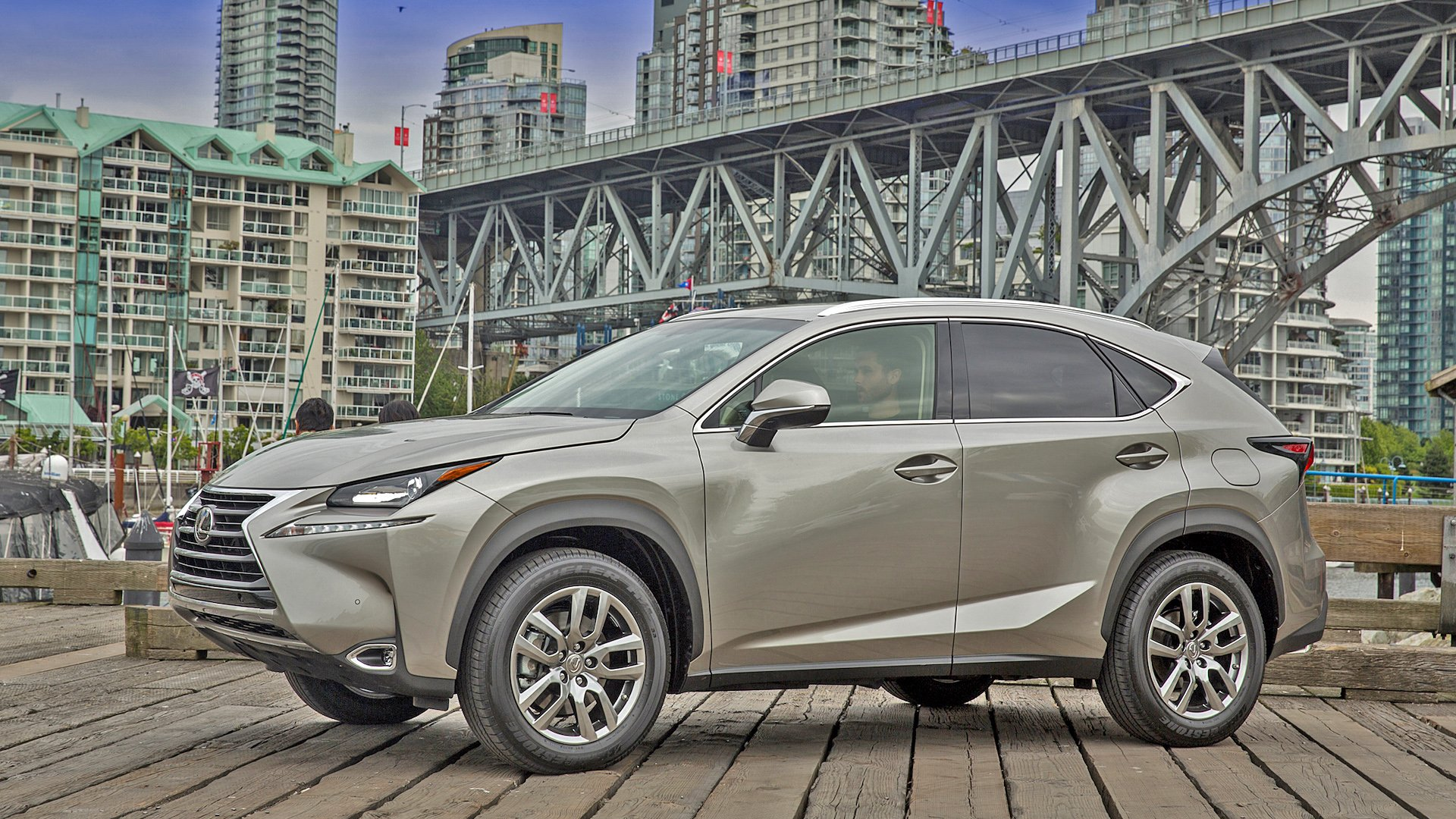 New 2019 Lexus NX 200 Wallpaper HD Desktop