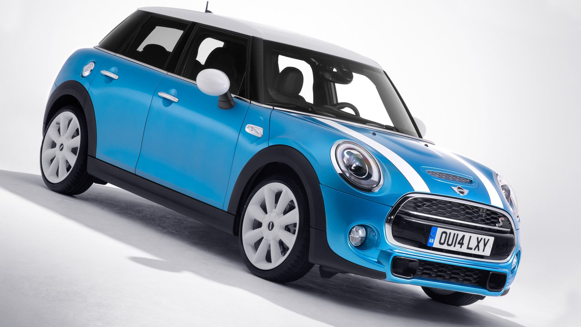 New 2019 MINI Paceman First Pictures