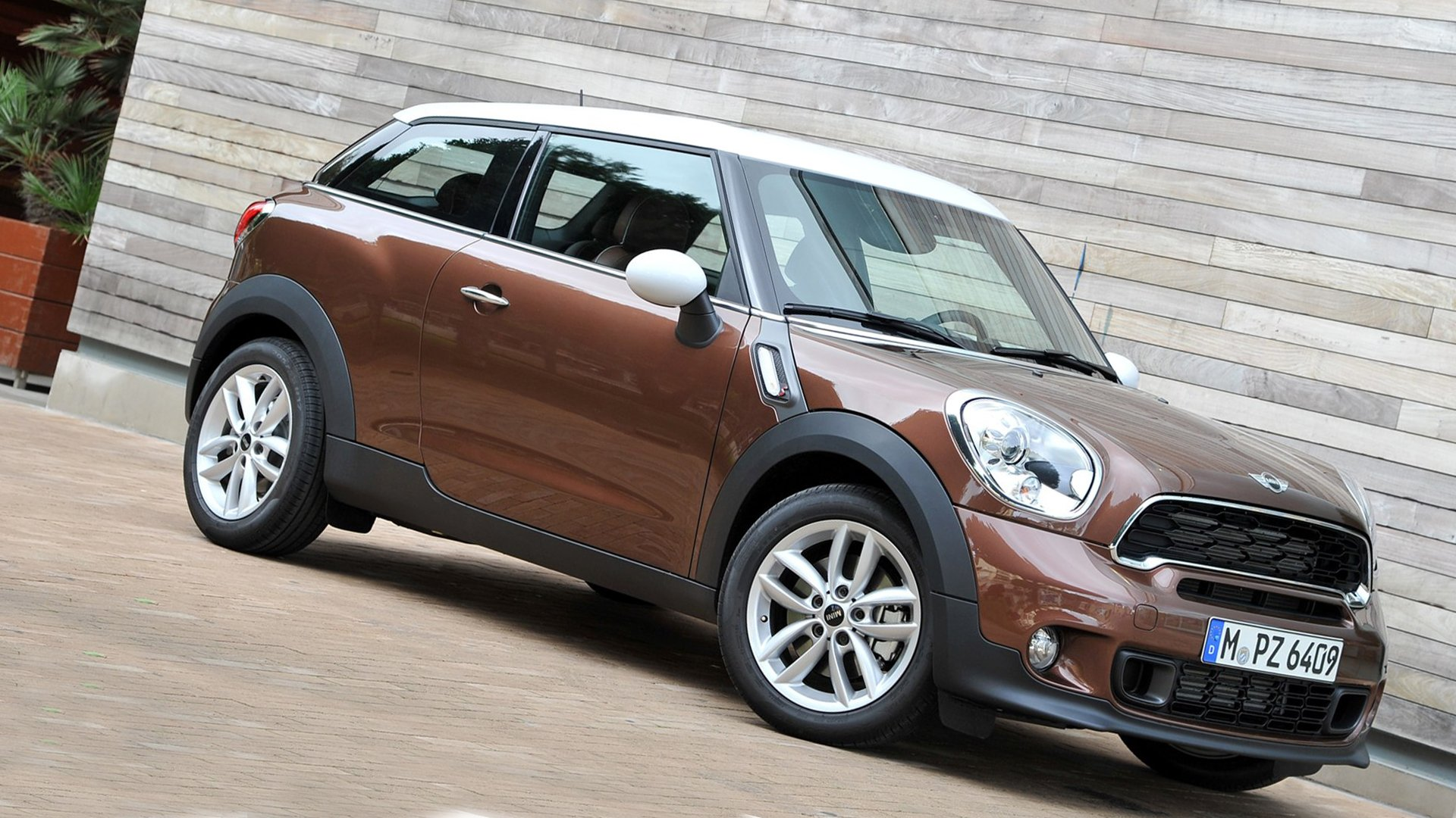 New 2019 MINI Paceman Redesign