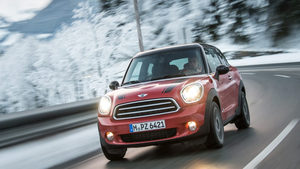 New 2019 MINI Paceman Test Drive On Road