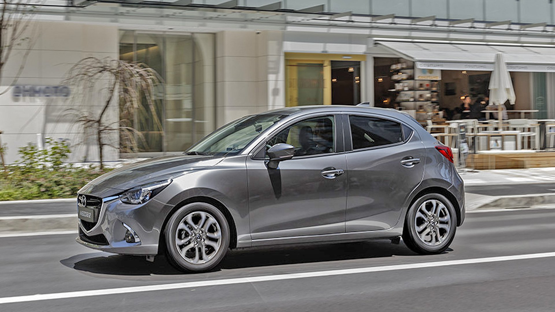 New 2019 Mazda 2 First Pictures