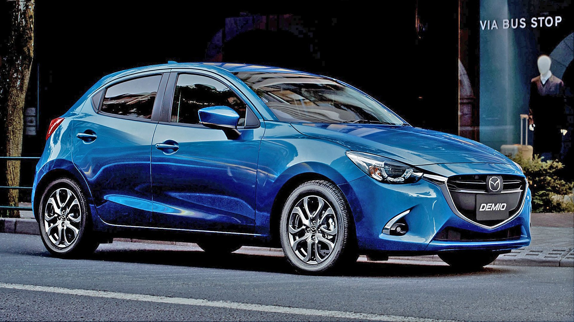 New 2019 Mazda 2 Specs Features