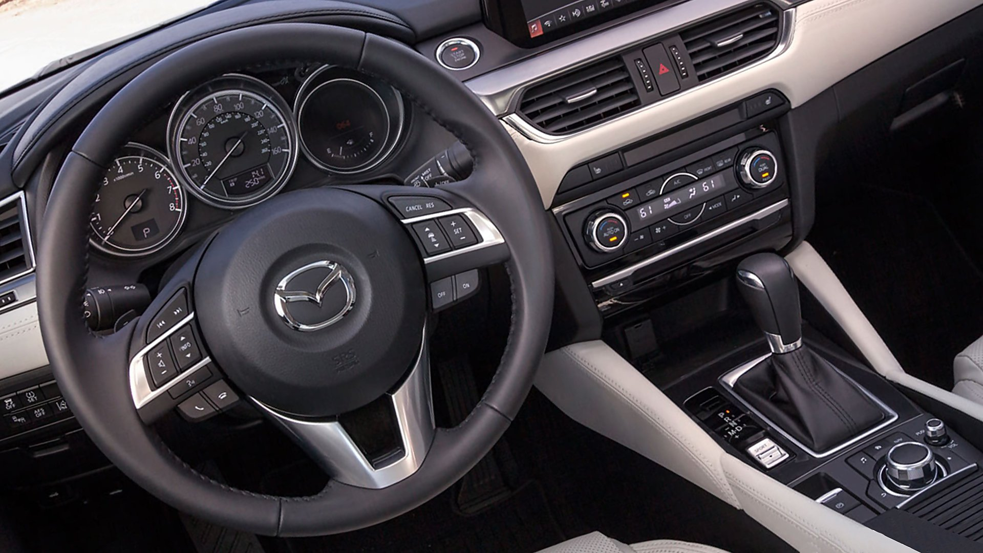 New 2019 Mazda BT 50 Interior Design