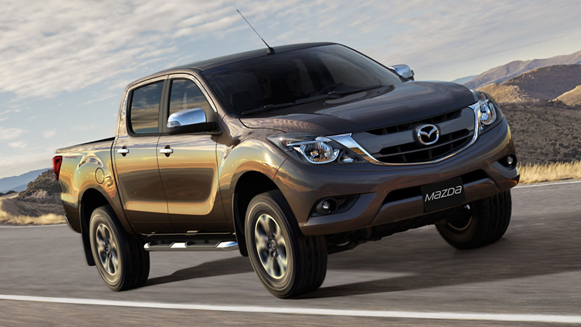 New 2019 Mazda BT 50 Redesign