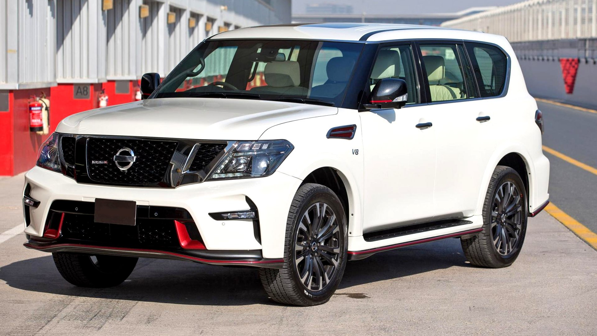New 2019 Nissan Armada First Pictures