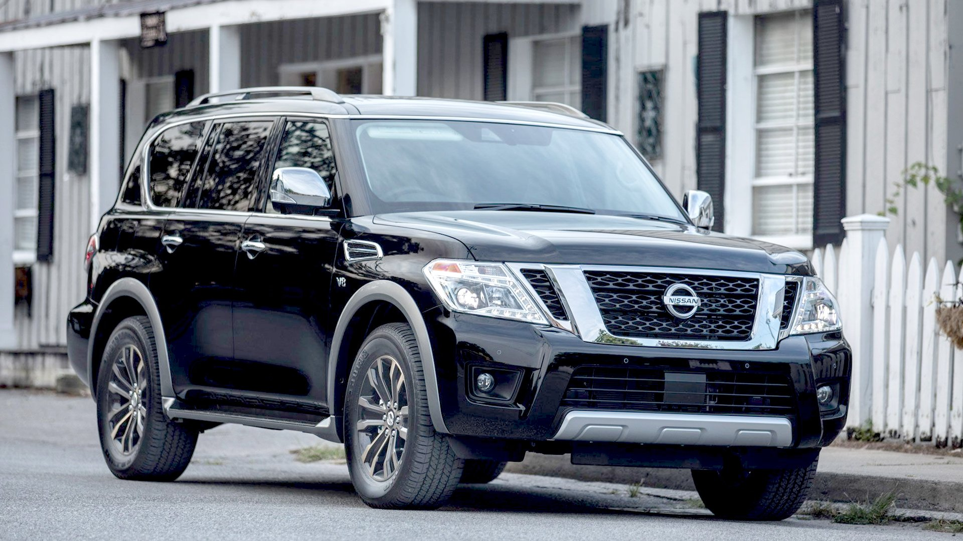New 2019 Nissan Armada Redesign