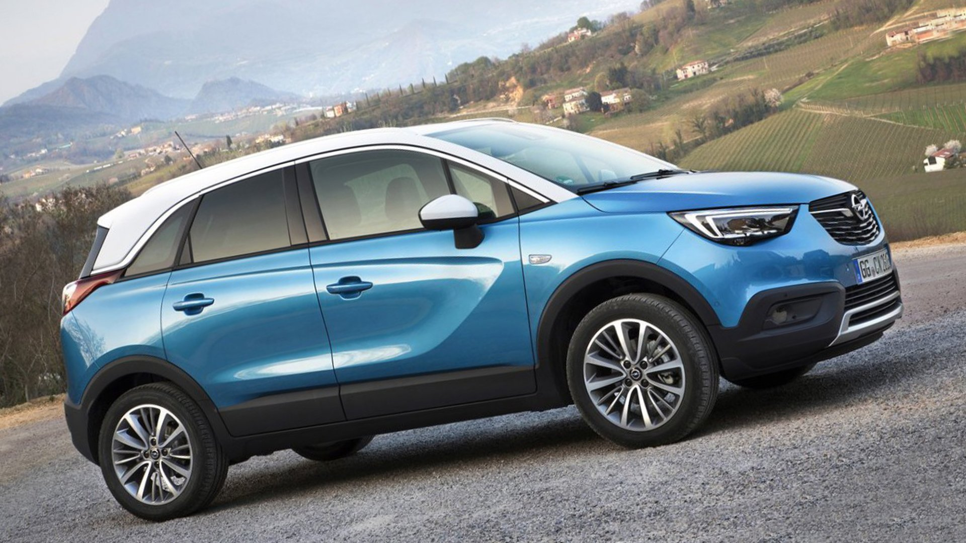 New 2019 Opel Crossland X Price