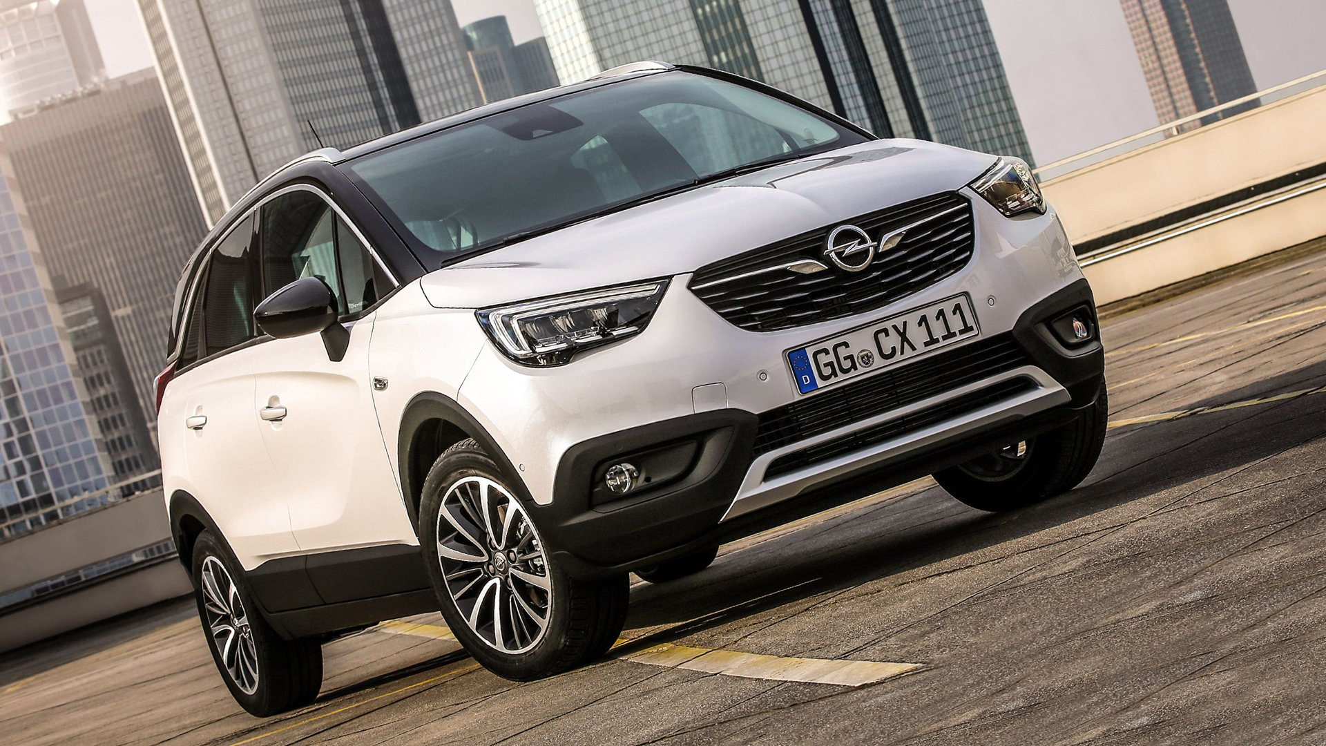 New 2019 Opel Crossland X Redesign