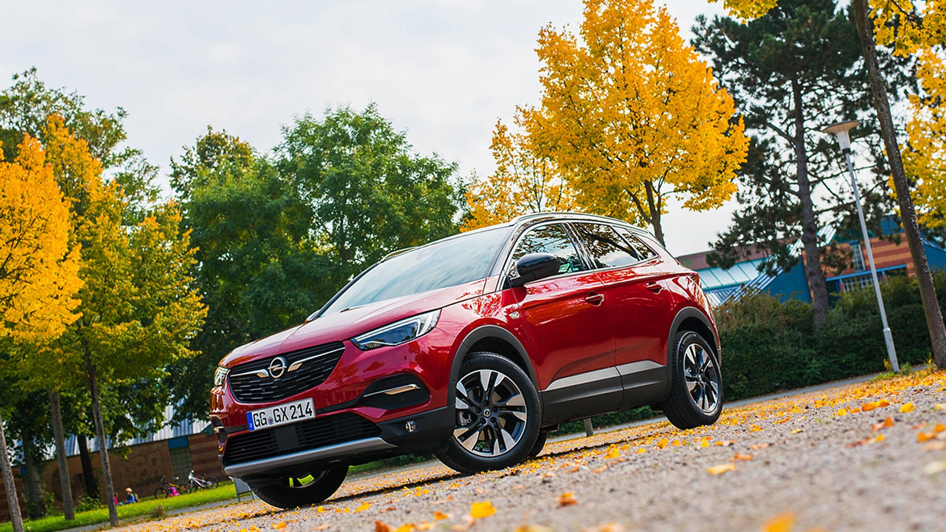 New 2019 Opel Grandland X Exterior Changes