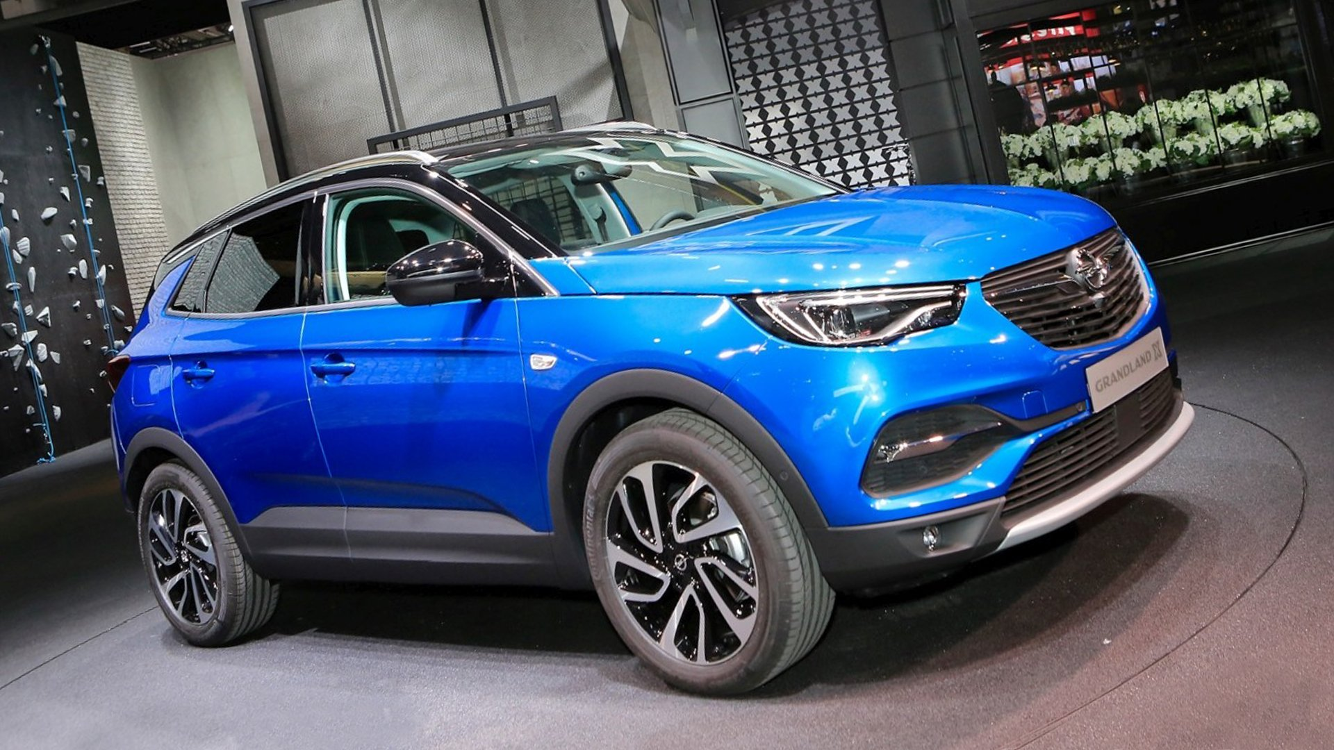 New 2019 Opel Grandland X First Pictures