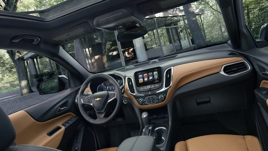 2019 Opel Grandland X Interior Wallpaper HD